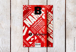 Magazine B – Issue 75: Lululemon – Cover