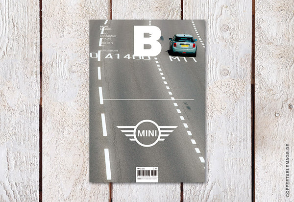 Magazine B – Issue 79: Mini – Cover