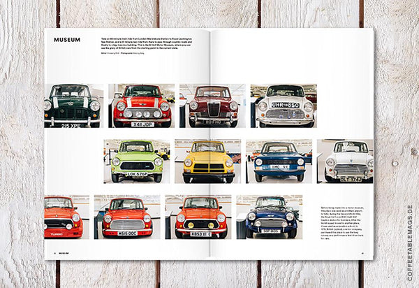 Magazine B – Issue 79: Mini – Inside 01