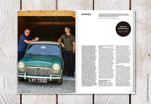 Magazine B – Issue 79: Mini – Inside 02