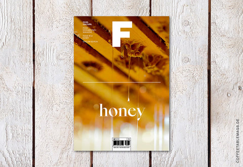 Magazine F – Issue 08: Honey – Cover
