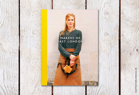 Makers of East London (Book)