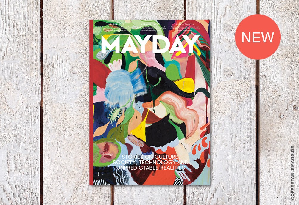 Mayday Magazine – Issue 04 – Cover