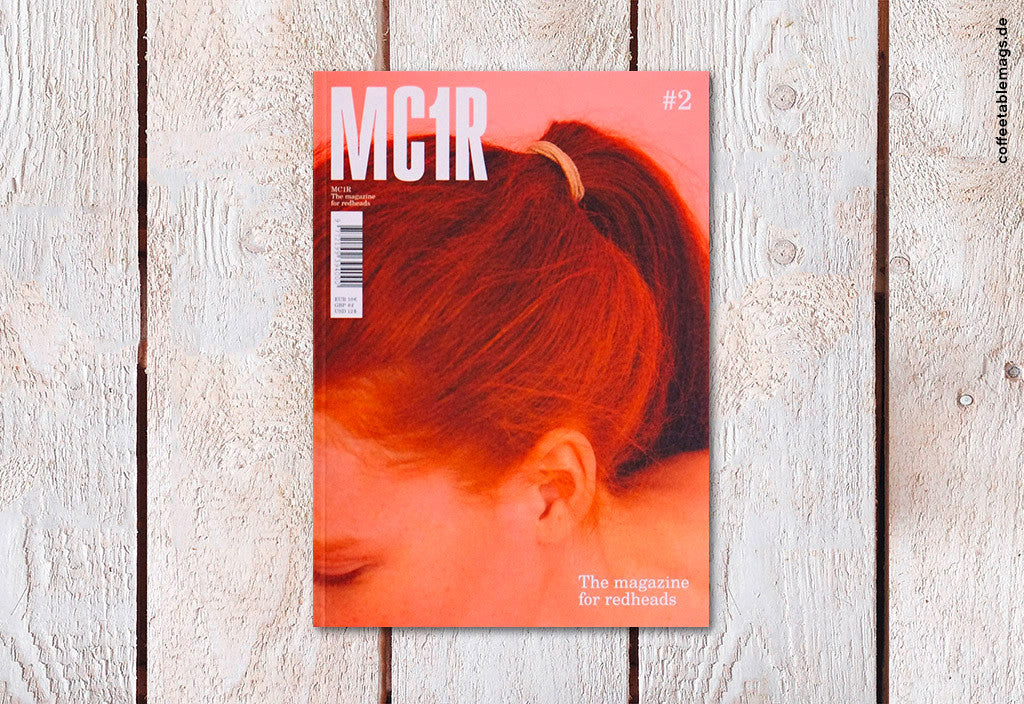 MC1R (The Magazine for Redheads) – Issue 2 – Cover