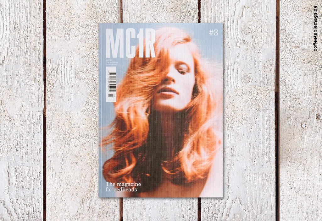 MC1R (The Magazine for Redheads) – Issue 3 – Cover