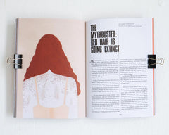 MC1R (The Magazine for Redheads) – Issue 3 – Inside 01