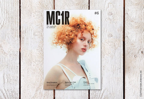 MC1R (The Magazine for Redheads) – Issue 6 – Cover