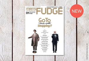 men's FUDGE – Volume 128 – Cover