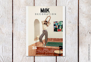Milk Decoration – Number 28 – Cover