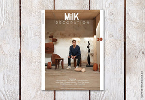 Milk Decoration – Number 30 – Cover