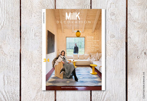 Milk Decoration – Number 34 – Cover
