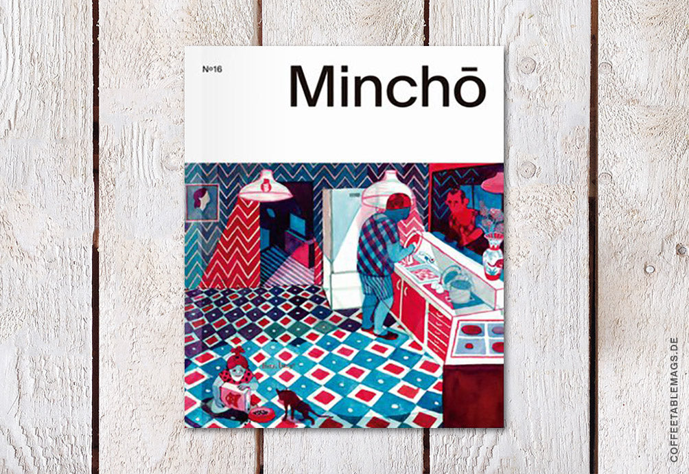 Minchō Magazine – Issue 16 – Cover