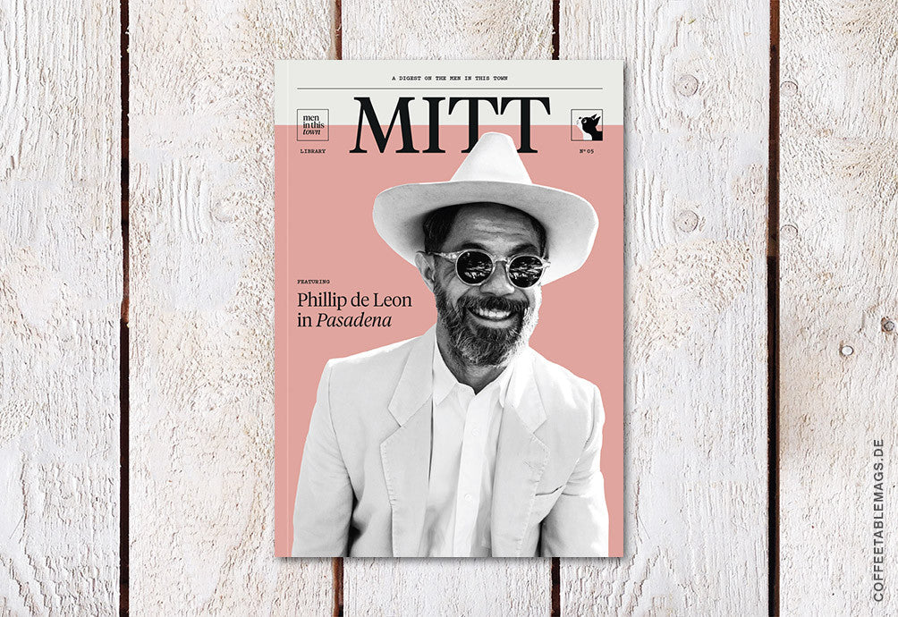 MITT Magazine – Issue 05 – Cover