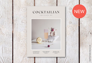 Mixology Verlag – Cocktailian Edition Nº1 – Cover