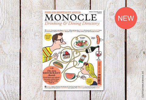 The Monocle Drinking & Dining Directory 2019 – Cover