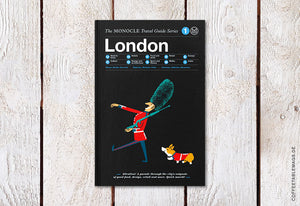 Copy of The Monocle Travel Guide Series – Number 01: London – Cover