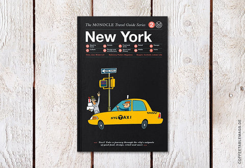 The Monocle Travel Guide Series – Number 02: New York