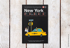 The Monocle Travel Guide Series – Number 02: New York – Cover