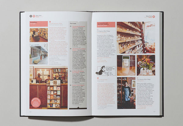 The Monocle Travel Guide Series – Number 02: New York – Inside 01