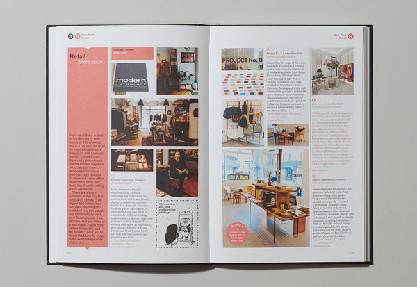 The Monocle Travel Guide Series – Number 02: New York – Inside 02