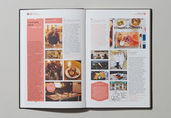 The Monocle Travel Guide Series – Number 02: New York – Inside 03