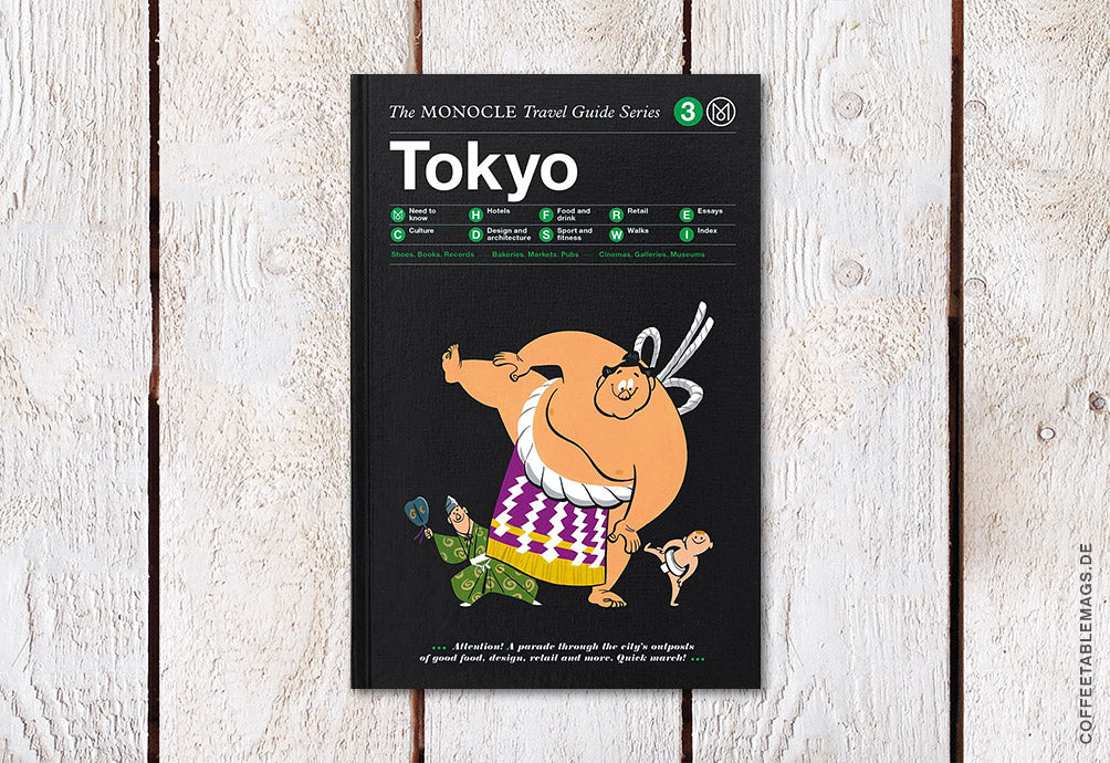 The Monocle Travel Guide Series – Number 03: Tokyo – Cover
