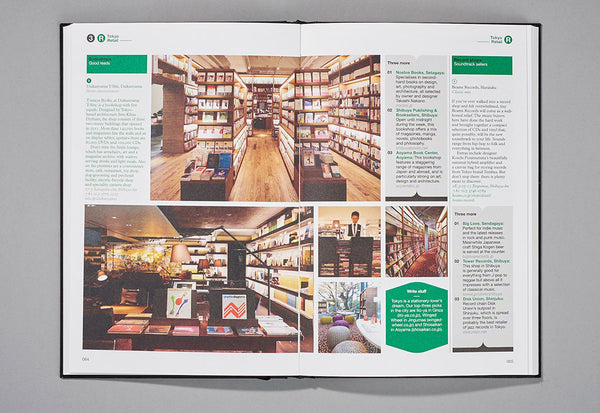 The Monocle Travel Guide Series – Number 03: Tokyo – Inside 01