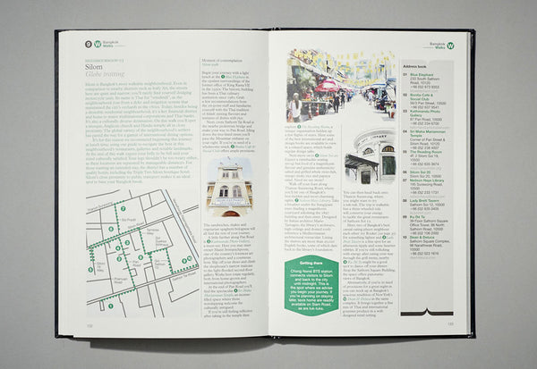 The Monocle Travel Guide Series – Number 06: Bangkok – Inside 02