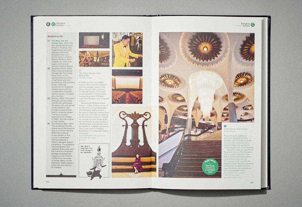 the monocle travel guide series number 06 bangkok coffee table mags rh coffeetablemags myshopify com Fossils Golden Guide Golden Guide Pond Life