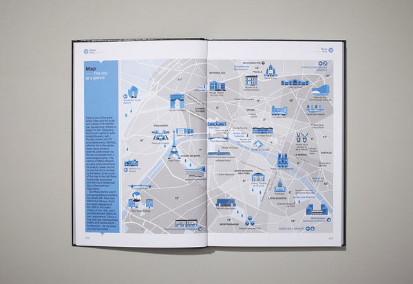The Monocle Travel Guide Series – Number 10: Paris – Inside 02
