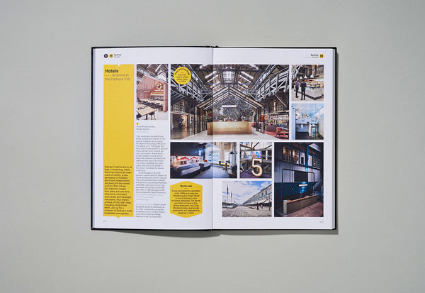 The Monocle Travel Guide Series – Number 13: Sydney – Inside 03