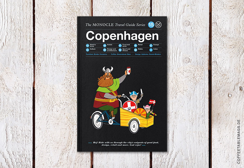 The Monocle Travel Guide Series – Number 15: Copenhagen – Cover