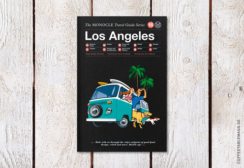 The Monocle Travel Guide Series – Number 16: Los Angeles – Cover