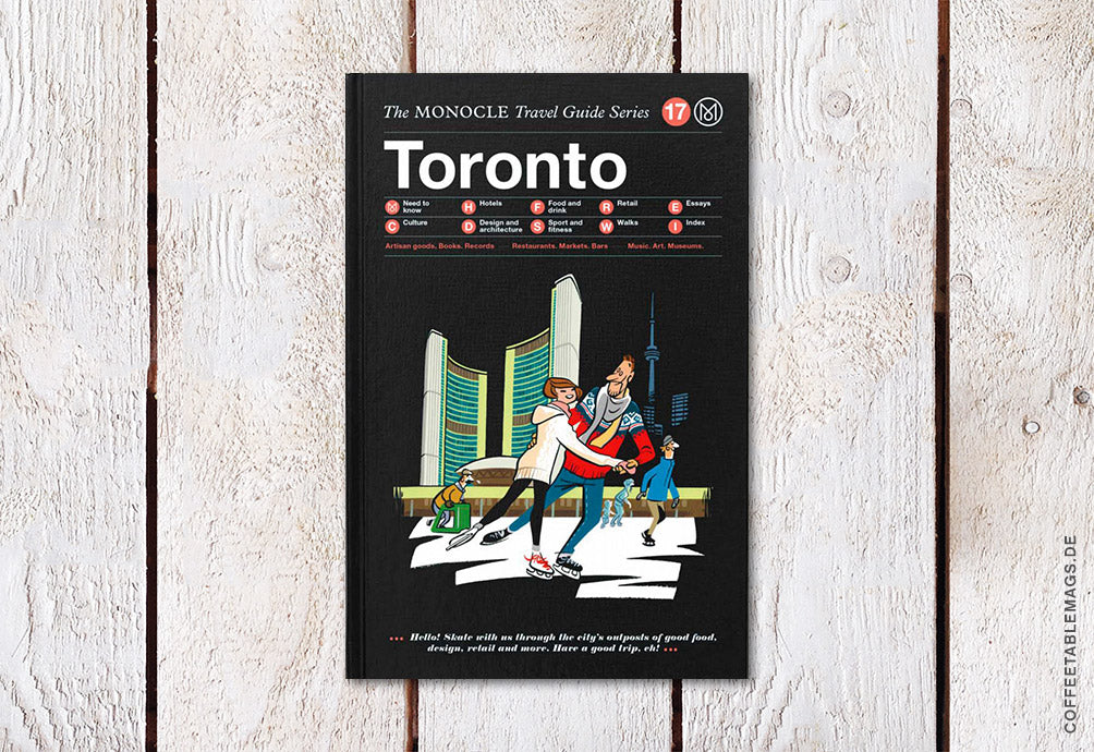 The Monocle Travel Guide Series – Number 17: Toronto – Cover