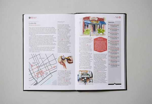 The Monocle Travel Guide Series – Number 17: Toronto – Inside 02