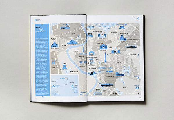 The Monocle Travel Guide Series – Number 19: Rome – Inside 03