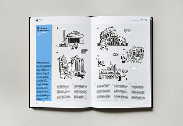 The Monocle Travel Guide Series – Number 19: Rome – Inside 02