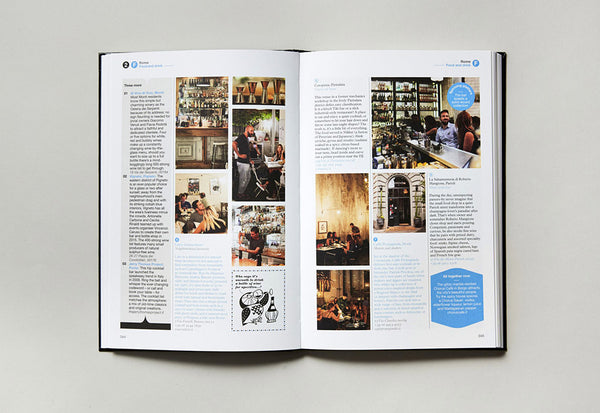 The Monocle Travel Guide Series – Number 19: Rome – Inside 01