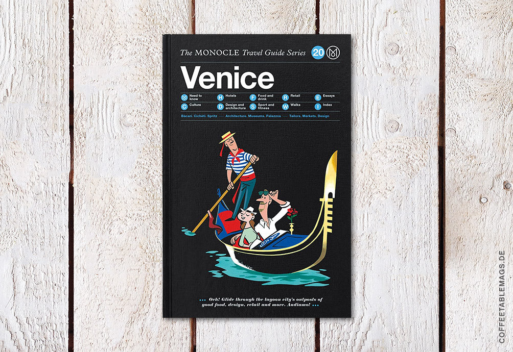 The Monocle Travel Guide Series – Number 20: Venice – Cover