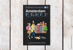 The Monocle Travel Guide Series – Number 21: Amsterdam – Cover