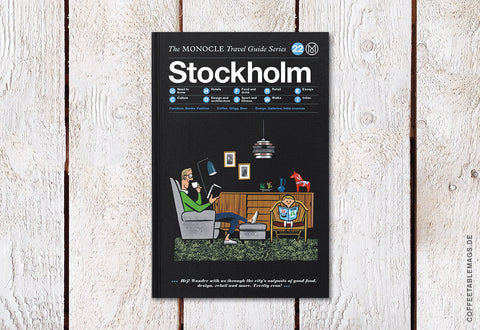 The Monocle Travel Guide Series – Number 22: Stockholm
