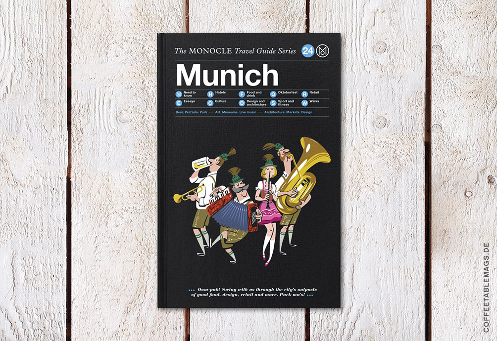 The Monocle Travel Guide Series – Number 24: Munich – Cover