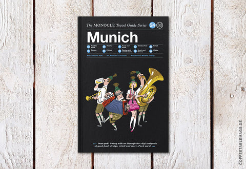 The Monocle Travel Guide Series – Number 24: Munich