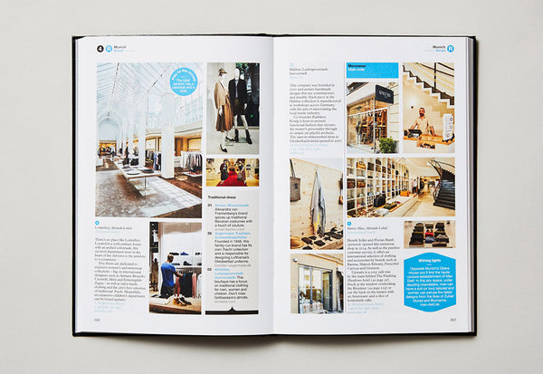 The Monocle Travel Guide Series – Number 24: Munich – Inside 04
