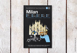 The Monocle Travel Guide Series – Number 25: Milan – Cover