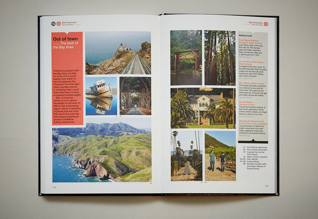 Want to see a city's authentic side? Make a CITIx60 travel guide ($12.  Victionary.com) your go-to. There's a book for 21 amazing cities, with San  Francisco ...