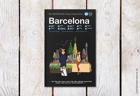 The Monocle Travel Guide Series – Number 29: Barcelona – Cover