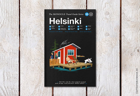 Coffee Table Mags // Independent Magazines & Books // The Monocle Travel Guide Series – Number 35: Helsinki – Cover