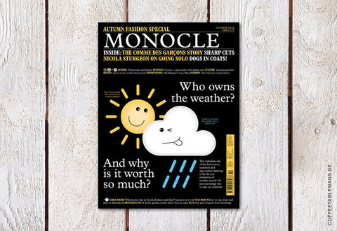 Monocle – Issue 127 – Cover