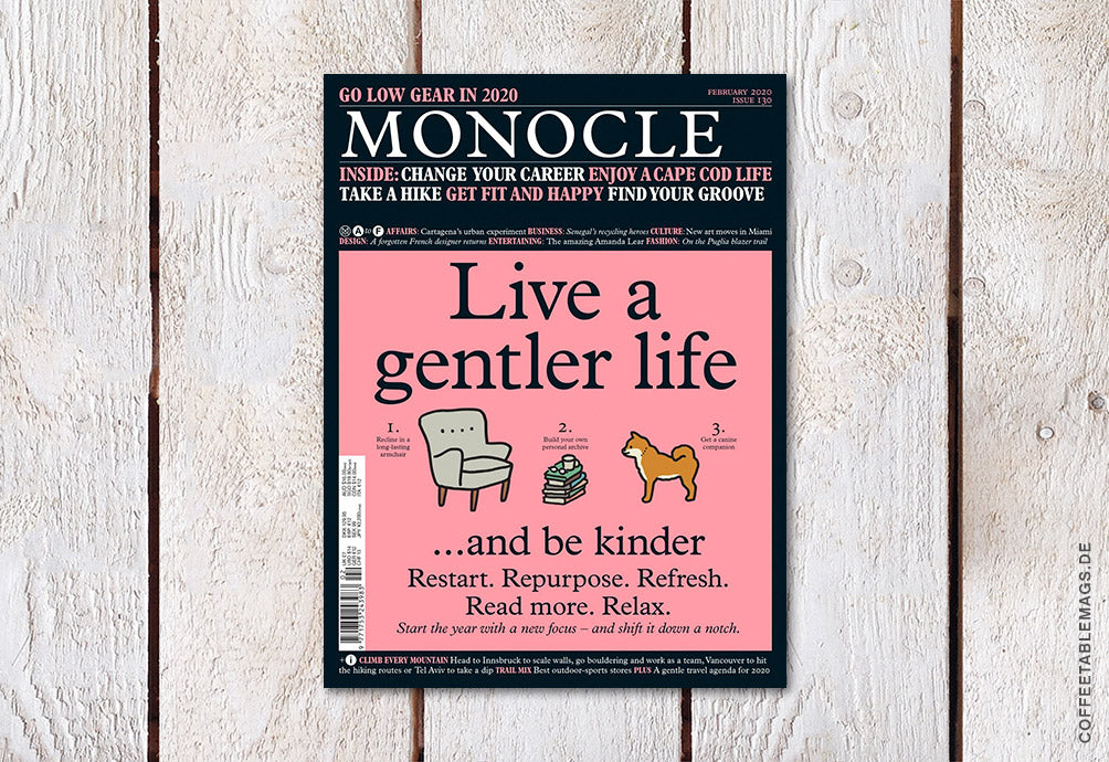 Monocle – Issue 130 – Cover
